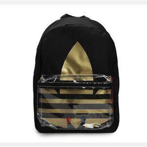Adidas Clover Black Backpack